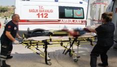 Milasta yaralı bulunan şahıs hayatını kaybetti