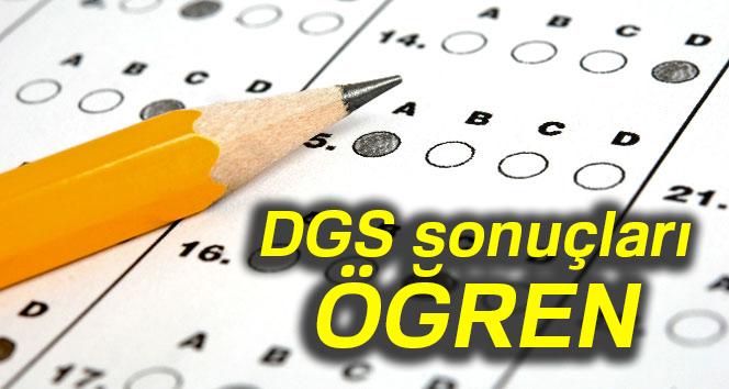 DGS tercih sonuçları SORGULA 2018 |ÖSYM DGS tercih sonuçları ÖĞREN|ÖSYM giriş sonuç sorgulama sayfası