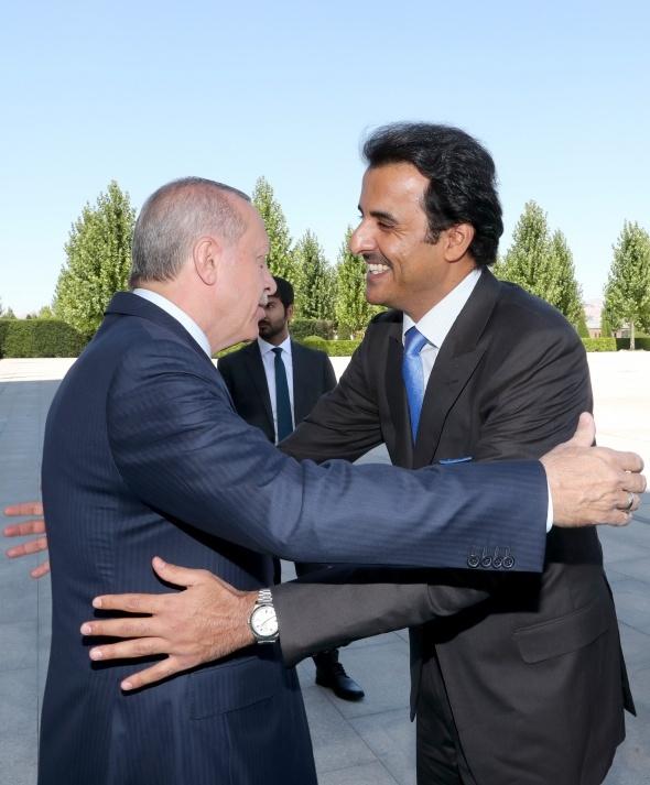 Katar'dan Türkiye'ye büyük destek!
