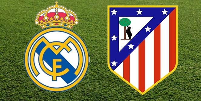Real Madrid Atletico Madrid Özet İzleme Ekranı