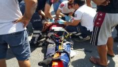 Milasta trafik kazası: 1i ağır 3 yaralı