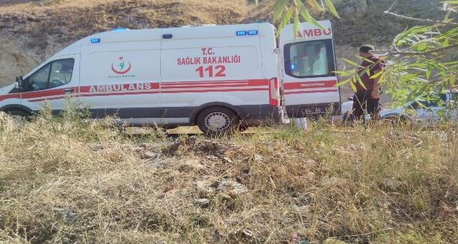 Ağrıda kaza: 6 yaralı