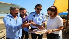 Mezitli Belediyesi, Kurban Bayramına hazır