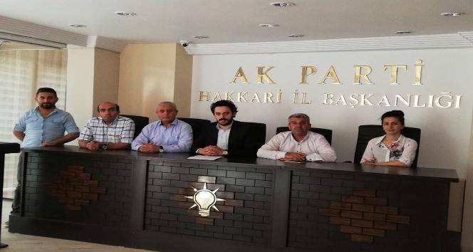 AK Parti 6. Olağan Kongresine doğru
