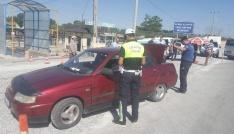 Kütahya Polisinden Huzurlu Bayram uygulaması