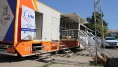 Vartolu vatandaşlar deprem konusunda bilgilendiriliyor