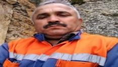 Evinde rahatsızlanan belediye görevlisi hayatını kaybetti