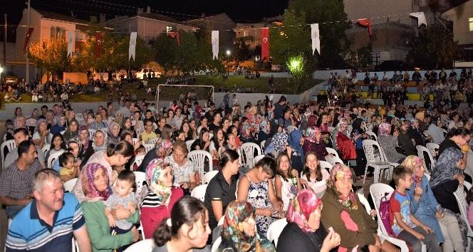Çan Belediyesi Açık Hava sinema geceleri başladı
