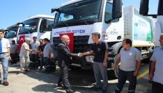 Altınordu Belediyesi Şantiye Şefliği açıldı