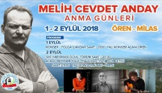 Melih Cevdet Anday Edebiyat Ödülünün kazananları belli oldu