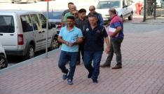 Kocaelide terör propagandası yapan 2 kişi tutuklandı