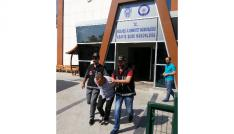 Valiyim diyerek iş adamlarını 100 bin TL dolandıran 2 kişi tutuklandı