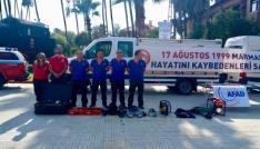 AFAD 17 Ağustos Depreminin yıl dönümünde Adanalıları bilinçlendirdi