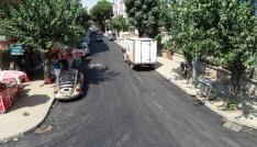 Salihli Belediyesinden asfalt seferberliği