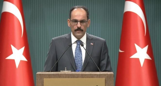 Türk Lirası üzerindeki spekülasyon ortamı bertaraf edildi