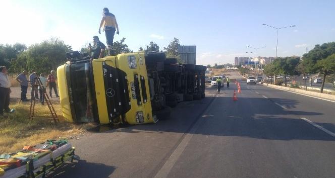 Kırıkkalede trafik kazaları: 5 yaralı