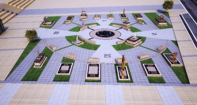 800 yıl önce roket tasarımı yapılan Cacabey Camii Kırşehirin sembolü