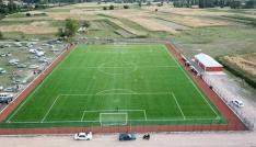 Simav Çitgölde futbol turnuvası