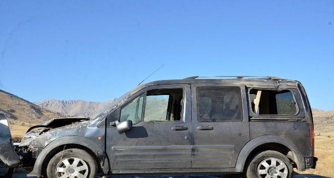 Kazada aynı aileden 6sı çocuk 8 kişi yaralandı
