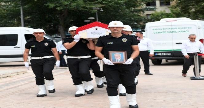 Trabzonlu eski Vali Kaşif Tosuna son görev
