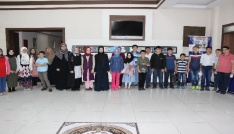 Yaz Kuran Kursunda eğitim gören öğrenciler arasında bilgi yarışması düzenlendi