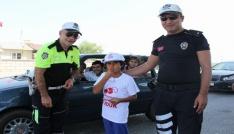 Milasta Bu bayramda ben de trafik polisiyim projesi