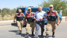 Gözaltına alınan DBPli Belediye Başkanı sağlık kontrolü için hastaneye götürüldü