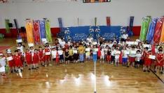 Büyükşehir Belediyesi Yaz Spor Okulları sona erdi