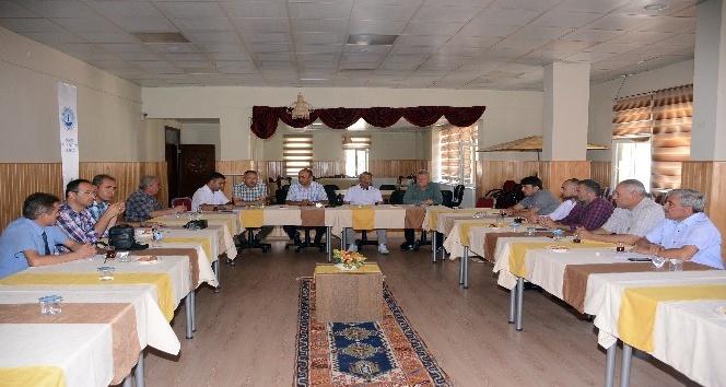 Hayat Boyu Öğrenme Komisyon Toplantısı yapıldı