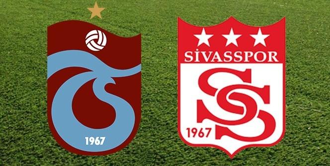 Trabzonspor Sivaspor Özet Ekanı
