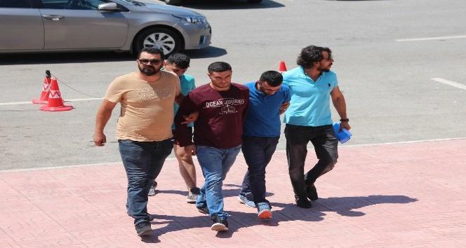 Diyarbakırdan Bodruma getirdikleri uyuşturucuyu araziye sakladılar