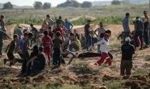 Gazze'de 2 Filistinli hayatını kaybetti, 270 kişi yaralandı