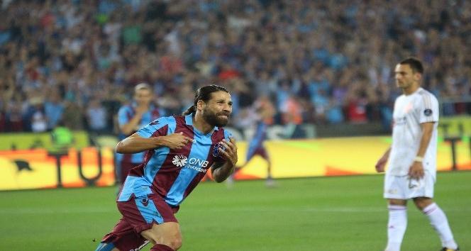 Spor Toto Süper Lig: Trabzonspor: 3 - Demir Grup Sivasspor: 0 (Maç devam ediyor)