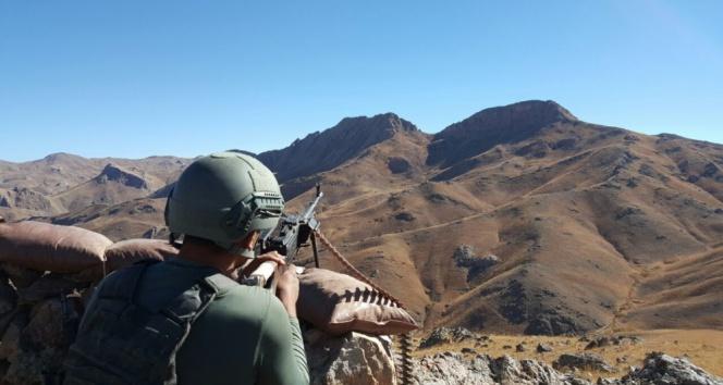 Siirtte 4, Mardinde 1 terörist etkisiz hale getirildi