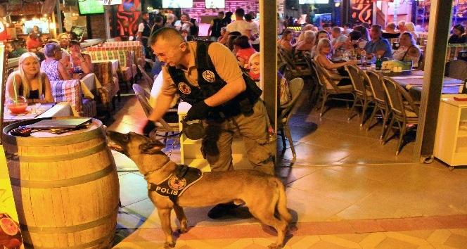 Marmariste 200 polisle huzur operasyonu
