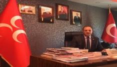 MHP İl Başkanı Karataştan Kurban Bayramı mesajı