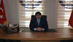 Ağrının Patnos İlçe Emniyet Müdürlüğüne atanan Oğuzhan Şahin, görevine başladı