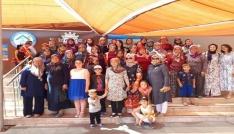 Korkutelili kadınlar Antalya Kadınlar Plajı ve Tünektepede ağırlandı
