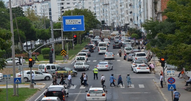 Fatsada trafik yoğunluğu