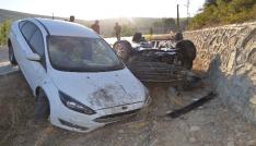 Darendedeki trafik kazasında 4 kişi yaralandı