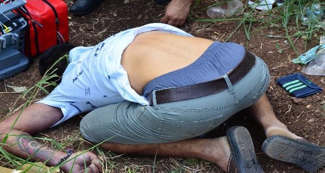 Adanada altın vuruş yapan gencin 2 ay önce kablo çaldığı ortaya çıktı