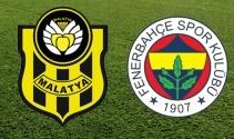 Yeni Malatyaspor Fenerbahçe Maç Özeti Ekranı
