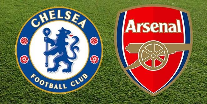 Chelsea Arsenal Maç Bilgi Ekranı