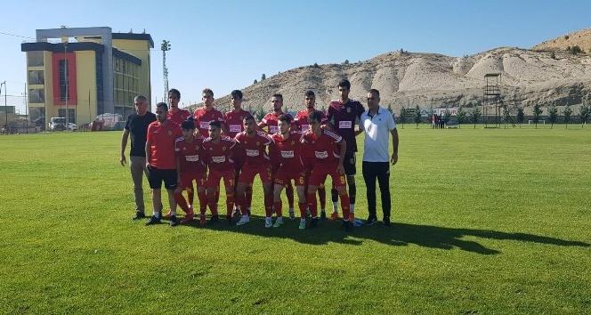 U21de Evkur Yeni Malatyaspor, Fenerbahçeye yenildi