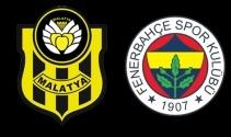 Malatyaspor Fenerbahçe Maç Detayları