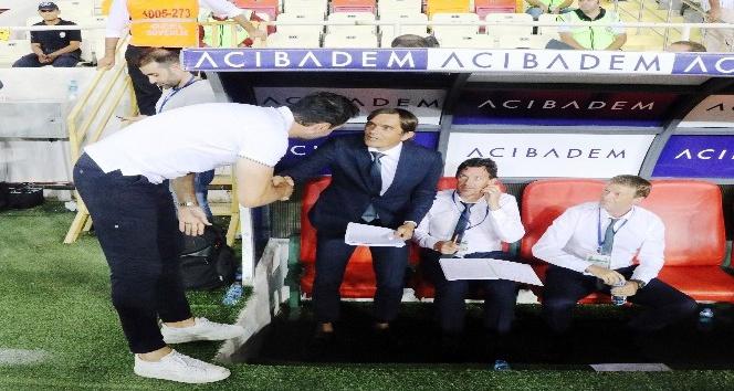 Spor Toto Süper Lig: Yeni Malatyaspor: 0 - Fenerbahçe: 0 (Maç devam ediyor)