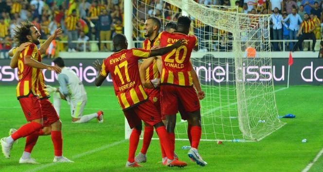 Fenerbahçeye Malatyada şok