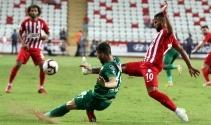 Antalyaspor Konyaspor Maçından Kareler