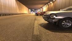 Alkollü sürücü zincirleme kazaya yol açtı: 3 yaralı