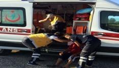Midyatta trafik kazası: 3ü çocuk 7 yaralı